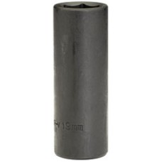 "DRAPER Expert 19mm 1/2"" Square Drive Deep Impact Socket"