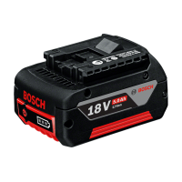 BOSCH 18V LI-ION 5AH BATTERY