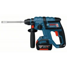 Bosch GBH 18V - EC 18v Brushless Rotary Hammer Body Only with L -Boxx