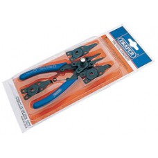 DRAPER 5 Piece 165mm Circlip Pliers Set