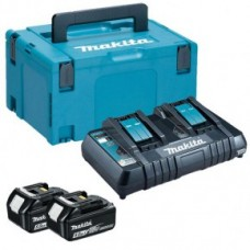 Makita 5.0 amp Power Source kit