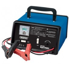 DRAPER 6/12V 4.2A Battery Charger