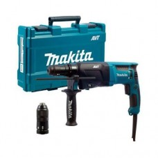 MAKITA HR2611FT ROTARY HAMMER SDS +AVT
