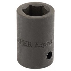 """DRAPER Expert 15mm 1/2"""" Square Drive Impact Socket"""