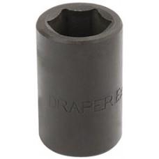 """DRAPER Expert 16mm 1/2"""" Square Drive Impact Socket"""