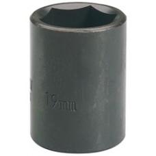 """DRAPER Expert 19mm 1/2"""" Square Drive Impact Socket"""