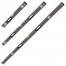 STANLEY FATMAX 3-PIECE BOX BEAM LEVEL SET