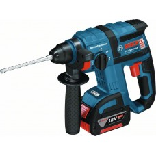 Cordless rotary hammer GBH 18 V-EC Body Only in L-Boxx