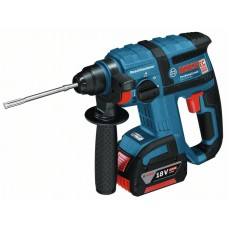 Cordless rotary hammer GBH 18 V-EC (4 Ah)
