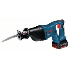 Bosch GSA 18 V-LI Reciprocating Saw Body Only in L-Boxx