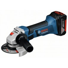 Cordless angle grinder GWS 18 V-LI Body Only in L-Boxx