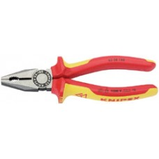 DRAPER Expert Knipex 160mm Fully Insulated Combination Pliers
