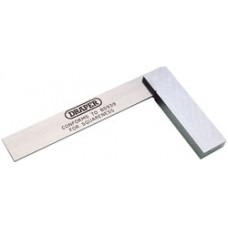 DRAPER 100mm Engineers Precision Square