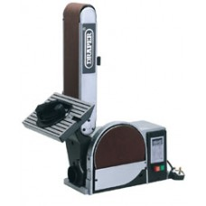 DRAPER 350W 230V Belt and Disc Sander