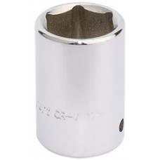 "DRAPER Expert 12mm 1/4"" Square Drive Hi-Torq  6 Point Socket"