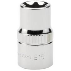 """DRAPER Expert E16 1/2"""" Square Drive Tx-Star Socket"""
