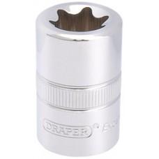"""DRAPER Expert E18 1/2"""" Square Drive Tx-Star Socket"""