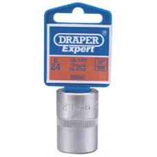 """DRAPER Expert E24 1/2"""" Square Drive Tx-Star Socket"""