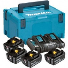 Makita 5.0amp Power Source Kit