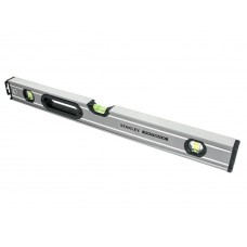 STANLEY FATMAX  3-VIAL 60CM BOX BEAM SPIRIT LEVEL