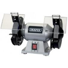 DRAPER 150mm 230V Bench Grinder