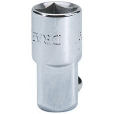 "DRAPER Expert 1/4""(F) x 3/8""(M) Socket Converter"