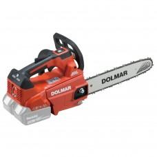 """Dolmar (Makita) 18v+18v 12"""" Cordless Chainsaw Body Only"""