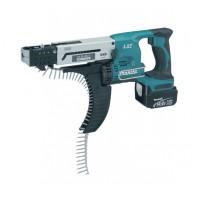 MAKITA BFR540RFE 14.4V 3.0AH LI-ION AUTOFEED SCREW GUN KIT