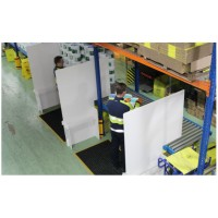 Workstation Divider 1830mm Height (Social Distancing)