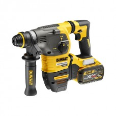 DEWALT DCH333X2 54V FLEXVOLT BRUSHLESS SDS + HAMMER DRILL 2 X BATTERIES