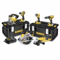 Dewalt DCK691M3 18V Li-Ion 4.0AH 6 Piece Kit