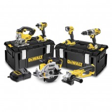 Dewalt DCK692M3 18V Li-Ion 4.0AH 6 Piece Kit