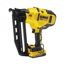 DEWALT 18V XR LI-ION BRUSHLESS 16GA SECOND FIX NAILER 2.0AH KIT-DCN660D2