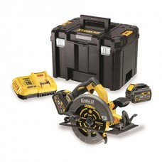 DEWALT DCS575T2 54V XR FLEXVOLT CIRCULAR SAW 2 X  BATTERIES