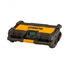 DEWALT RADIO TOUGHSYSTEM™ AUDIO + CHARGER GB- DWST1-75663