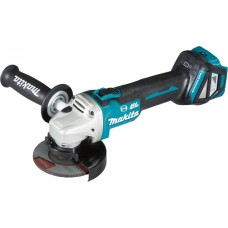 MAKITA DGA463Z 18V BRUSHLESS VARIABLE SPEED ANGLE GRINDER 115MM  - BODY ONLY