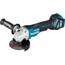 MAKITA DGA467Z 18V VARIABLE SPEED BRUSHLESS 115MM ANGLE GRINDER (paddle switch)