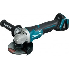 Makita DGA508Z 18v 125mm Brushless Angle Grinder Body Only (paddle switch)
