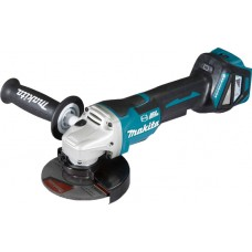 MAKITA DGA517Z 18V VARIABLE SPEED BRUSHLESS 125MM ANGLE GRINDER (paddle switch)