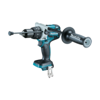MAKITA DHP481Z 18V BRUSHLESS COMBI DRILL BODY ONLY