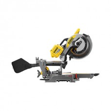 DEWALT DHS780T2 54V XR FLEXVOLT 305MM MITRE SAW 2 X 6.0AH BATTERIES