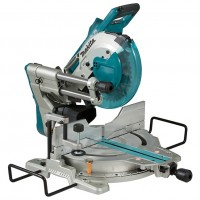 MAKITA DLS110Z TWIN 18V BRUSHLESS 260MM SLIDE COMPOUND MITRE SAW BODY ONLY