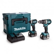 Makita 18v Brushless 4.0ah 2 piece kit