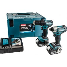 Makita DLX2221J 18V 2PC Brushless Combo Kit