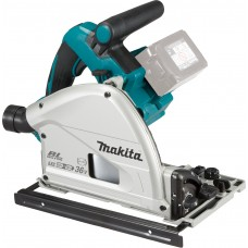 Makita DSP600ZJ Twin 18V Brushless Plunge Saw Body Only