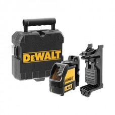 DEWALT DW088CG-XJ SELF LEVELLING GREEN CROSS LINE LASER