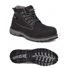 Safety Boot - Apache Flyweight Black