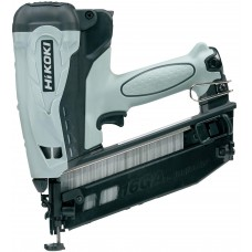 HIKOKI NT65GB CORDLESS GAS FINISH NAILER (ANGLED NAILS)
