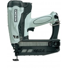 HIKOKI NT65GS CORDLESS GAS FINISH NAILER (STRAIGHT NAILS)