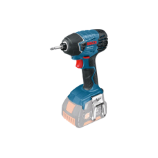 BOSCH GDR 18V-LI IMPACT DRIVER BODY ONLY IN L-BOXX